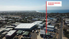 Factory, Warehouse & Industrial commercial property for sale at 28 Baines Crescent Torquay VIC 3228