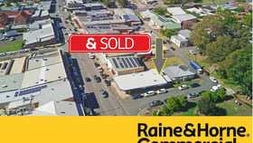 Shop & Retail commercial property sold at 48 High Street Wauchope NSW 2446