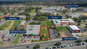 Development / Land commercial property for sale at 1893 Albany Highway Maddington WA 6109
