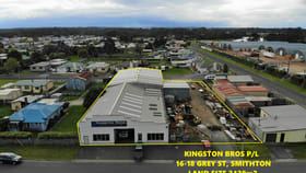 Factory, Warehouse & Industrial commercial property for sale at 16 Grey Street Smithton TAS 7330