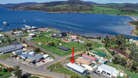 Factory, Warehouse & Industrial commercial property for sale at 9 Bay Street Dunalley TAS 7177