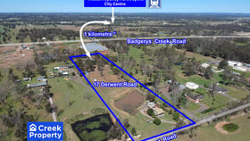 Development / Land commercial property for sale at 17 Derwent Road Bringelly NSW 2556