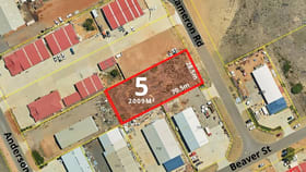 Factory, Warehouse & Industrial commercial property for sale at 5 Cameron Road Webberton WA 6530