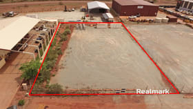 Development / Land commercial property sold at 26 Pardoo Street Newman WA 6753