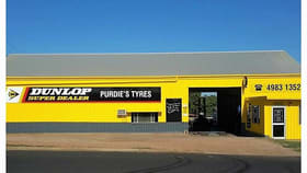 Factory, Warehouse & Industrial commercial property for sale at - Purdie's Tyres Clermont QLD 4721