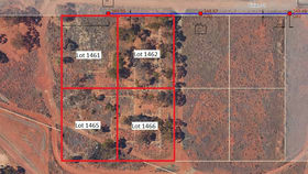 Development / Land commercial property for sale at Lot 1461, 1462, 1465 & 1466 Vivian Street South Boulder WA 6432