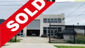 Factory, Warehouse & Industrial commercial property sold at 2 Lemmon ave Keilor East VIC 3033