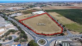 Development / Land commercial property for sale at 577-599 Waterloo Corner Road Waterloo Corner SA 5110