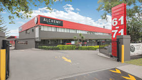 Factory, Warehouse & Industrial commercial property sold at 8/61-71 Beauchamp Road (Lot 6) Matraville NSW 2036