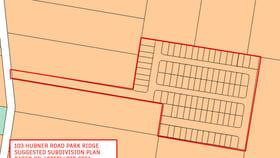Development / Land commercial property for sale at 103 Hubner Road Park Ridge QLD 4125