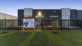 Factory, Warehouse & Industrial commercial property for sale at 1-5/12 Jacquard Way Port Kennedy WA 6172