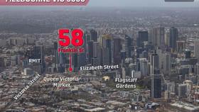Parking / Car Space commercial property for sale at 58 Franklin Street Melbourne VIC 3000