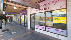 Medical / Consulting commercial property sold at 347 Liverpool Road Ashfield NSW 2131