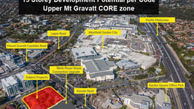 Development / Land commercial property for sale at 2, 4, 6 Cremin, 656-658 Kessels, 4-6 Pickworth St Upper Mount Gravatt QLD 4122
