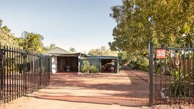 Factory, Warehouse & Industrial commercial property for sale at 38 Blackman Street Broome WA 6725