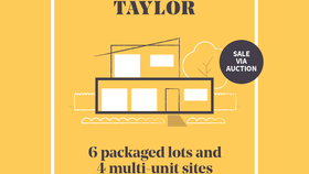 Development / Land commercial property sold at Mollie Shaw Way Taylor ACT 2913