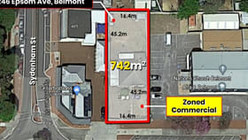 Medical / Consulting commercial property for sale at 246 Epsom Avenue Belmont WA 6104