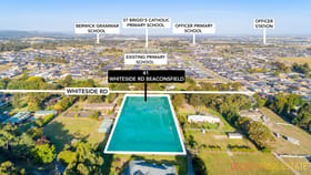 Development / Land commercial property for sale at 41 Whiteside Road Beaconsfield VIC 3807