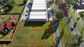 Development / Land commercial property for sale at 47-49 Princes Highway Sale VIC 3850