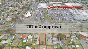 Rural / Farming commercial property for sale at 92 Bacchus Marsh Road Corio VIC 3214