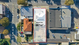Development / Land commercial property for sale at 97 Hampton Road Fremantle WA 6160