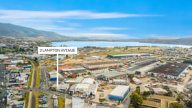 Factory, Warehouse & Industrial commercial property sold at 2 Lampton Avenue Derwent Park TAS 7009