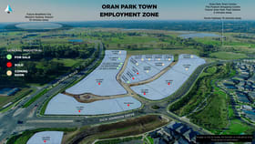 Factory, Warehouse & Industrial commercial property for sale at Lot 2204A/Cnr Oran Park Dr & P off Northern Road Oran Park NSW 2570