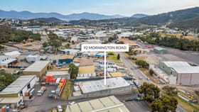 Factory, Warehouse & Industrial commercial property for sale at 92 Mornington Road Mornington TAS 7018