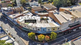 Shop & Retail commercial property for sale at 31 St Pauls  Street Randwick NSW 2031