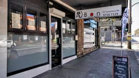 Shop & Retail commercial property for sale at 163 Canterbury Road Canterbury NSW 2193