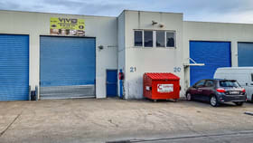 Factory, Warehouse & Industrial commercial property for sale at Unit 21/29-31 Scrivener St Warwick Farm NSW 2170