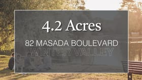 Rural / Farming commercial property for sale at 82 Masada Boulevard Winter Valley VIC 3358