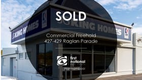 Shop & Retail commercial property for sale at 427-429 Raglan Parade Warrnambool VIC 3280