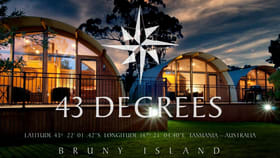 Hotel, Motel, Pub & Leisure commercial property for sale at 1 Lumeah Road Adventure Bay TAS 7150