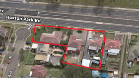 Development / Land commercial property for sale at 142-146 Hoxton Park Rd Lurnea NSW 2170