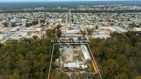 Factory, Warehouse & Industrial commercial property for sale at 22-26 Hay Avenue Wangaratta VIC 3677