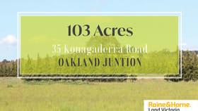 Rural / Farming commercial property for sale at 35 Konagaderra Road Oaklands Junction VIC 3063