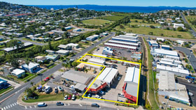 Factory, Warehouse & Industrial commercial property for sale at 18-20 Charles Street Yeppoon QLD 4703