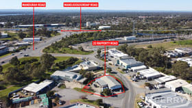 Factory, Warehouse & Industrial commercial property for sale at 22 Rafferty Road Mandurah WA 6210