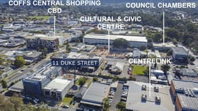 Development / Land commercial property for sale at 11 Duke Coffs Harbour NSW 2450