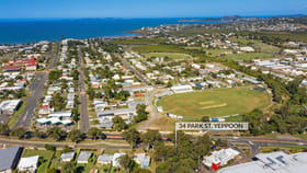 Development / Land commercial property for sale at 34 Park Street Yeppoon QLD 4703