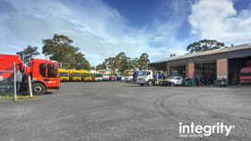 Factory, Warehouse & Industrial commercial property for sale at 1 Investigator Street South Nowra NSW 2541