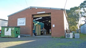 Factory, Warehouse & Industrial commercial property sold at 52 Cromwell Street Sebastopol VIC 3356