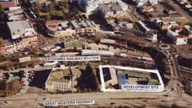 Development / Land commercial property sold at Katoomba NSW 2780
