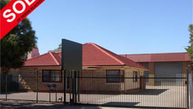 Factory, Warehouse & Industrial commercial property sold at 4 Bennet Ave Melrose Park SA 5039