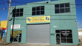 Factory, Warehouse & Industrial commercial property sold at 569 Keilor Road Niddrie VIC 3042