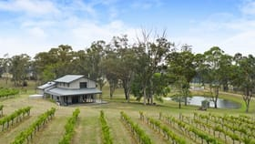 Rural / Farming commercial property for sale at 270 Old North Road Pokolbin NSW 2320