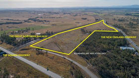 Rural / Farming commercial property for sale at Lot 23 & 24 New England Highway Whittingham NSW 2330