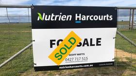 Rural / Farming commercial property sold at Lot 10 Moyhall Road Naracoorte SA 5271