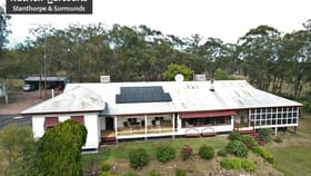 Rural / Farming commercial property for sale at 1543 Tobacco Road Inglewood QLD 4387